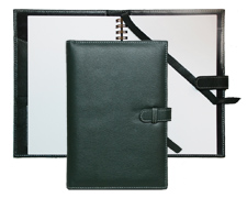 Green Leather Journals